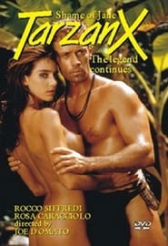 Tarzan-X: Shame of Jane Poster