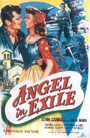 poster do Angel in Exile