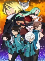 World Trigger streaming vf poster