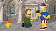 The Simpsons Season 21 Episode 16 : The Greatest Story Ever D'ohed