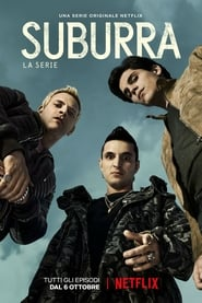 Suburra: Blood on Rome streaming vf poster