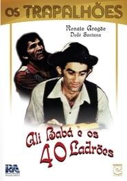 Ali Babá e os Quarenta Ladrões locandina