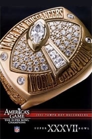 America's Game: 2002 Tampa Bay Buccaneers Poster