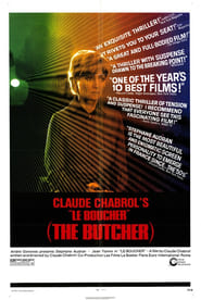 Affiche de Film Le Boucher