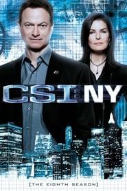 CSI: NY saison 8 streaming vf