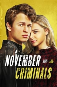 Watch November Criminals Online Movie