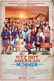 Wet Hot American Summer season 2