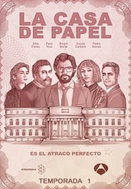 Money heist : La casa de papel Saison 1 Episode 1