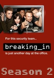 Streaming Breaking In poster