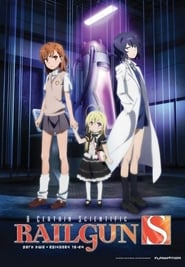A Certain Scientific Railgun streaming vf poster