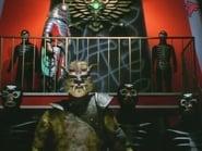 Monster Jaguarman's Ready-to-Die Motorbike War