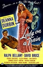 immagini di Lady on a Train