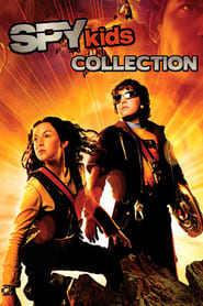 Spy Kids Collection Poster