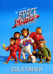 Space Chimps Collection Poster