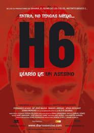 Miquel Fernández cartel H6: Diario de un asesino