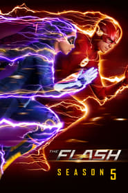The Flash saison 5 streaming vf