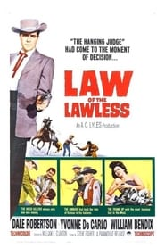 Photo de Law of the Lawless affiche