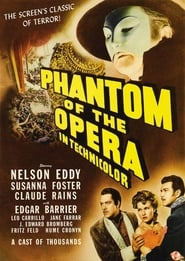 Affiche de Film Phantom of the Opera