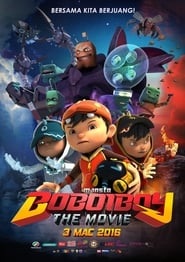 BoBoiBoy: The Movie 2016 (Hindi Dubbed)