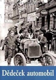Plakat Dědeček automobil