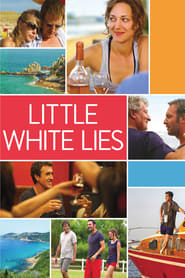poster do Little White Lies