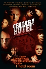 Lindy Booth Poster Century Hotel