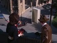 While Gotham City Burns