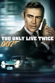 You Only Live Twice Poster
