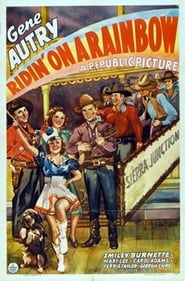 Affiche de Film Ridin' on a Rainbow