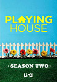 Streaming Playing House poster