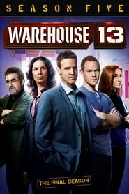 Warehouse 13 streaming vf poster