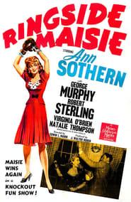 Plakat Ringside Maisie