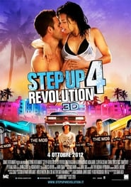 Step Up 4 Revolution 3D Poster