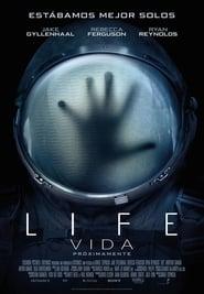 Película Life: Vida inteligente / Vida / Life