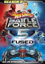 Streaming Hot Wheels Battle Force 5 poster