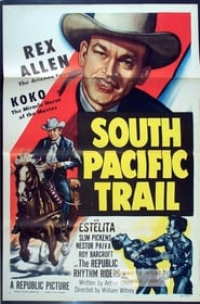 Plakat South Pacific Trail