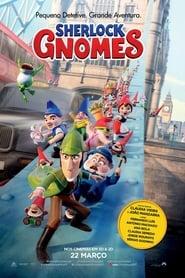 Sherlock Gnomes e o Mistério do Jardim Dublado
