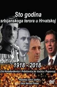 1918-2018: Hundred Years of Serbian Terror in Croatia