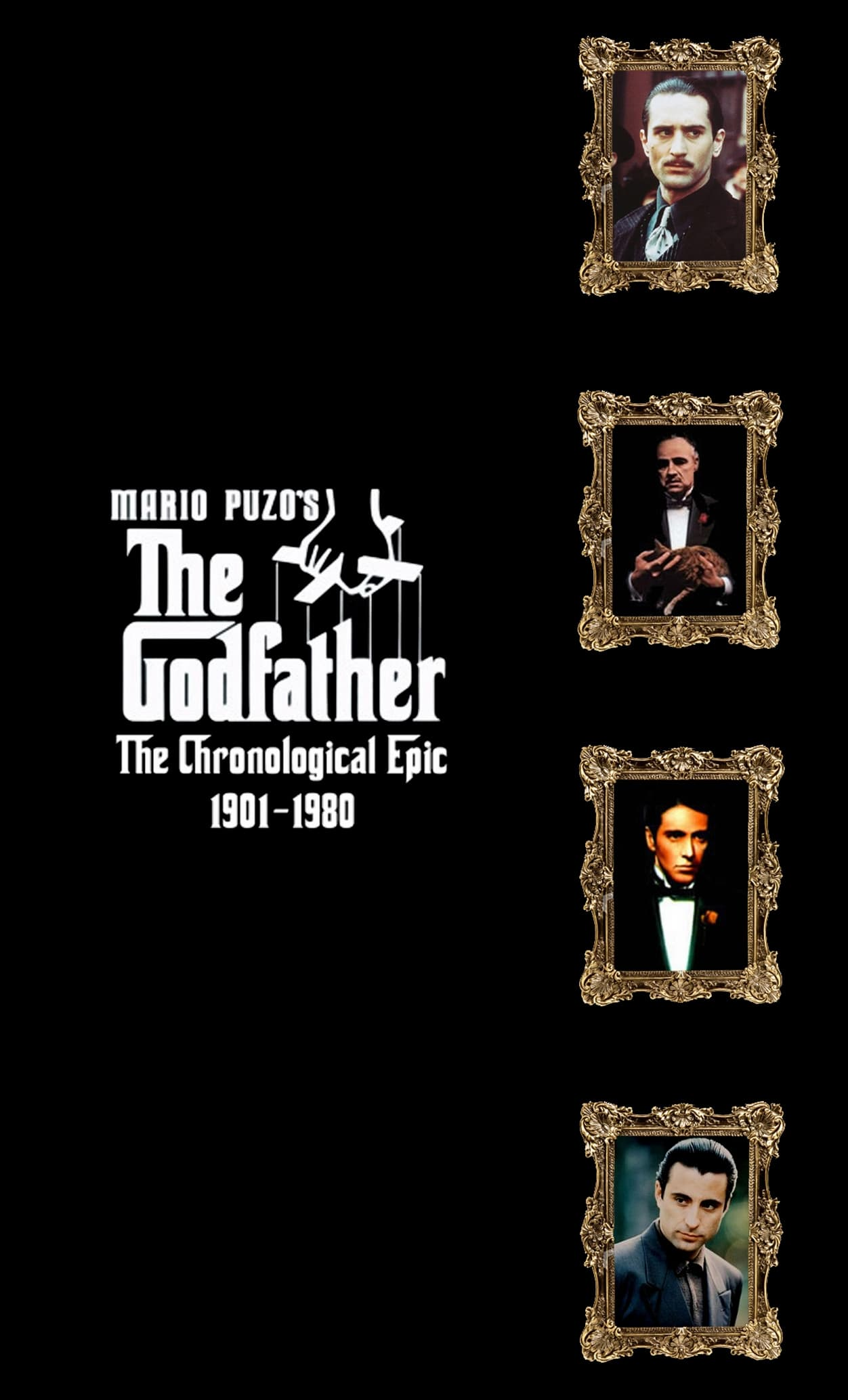 The Godfather Saga: 1901-1980