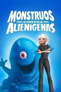 Monstruos contra alienígenas (2009)