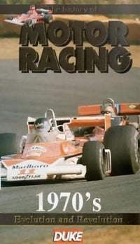 The History Of Motor Racing: The 1970s