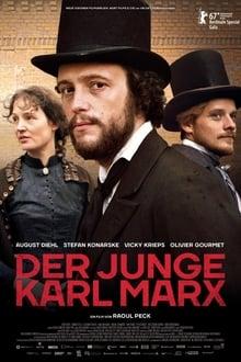 El joven Karl Marx (2017)
