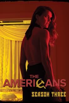 Amerikiečiai 3 Sezonas
