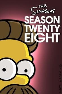 Simpsonai 28 Sezonas