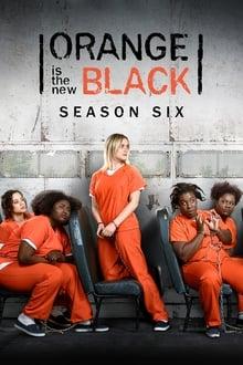 Oranžinė - tai nauja juoda 6 Sezonas