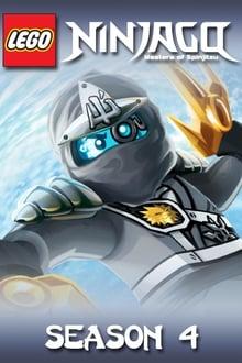 Lego Nindžago 4 Sezonas