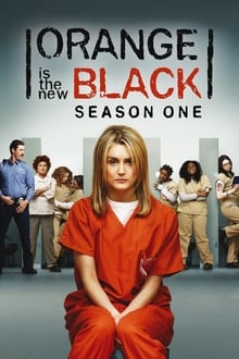 Oranžinė - tai nauja juoda 1 Sezonas