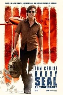 Barry Seal: Sólo en América (2017)