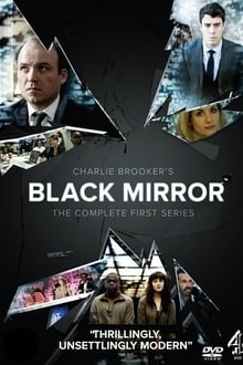 Juodasis veidrodis 1 Sezonas