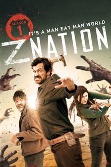 Zombių nacija 1 Sezonas